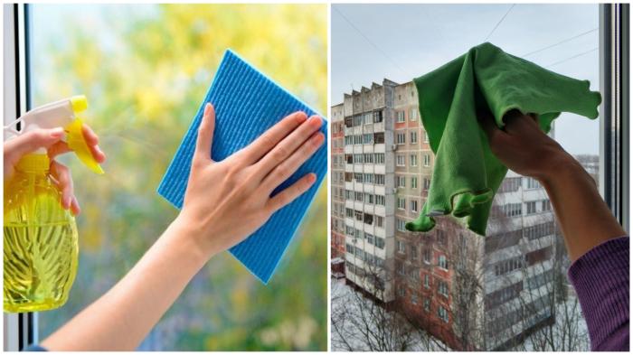 Современные средства для мытья окон: никакой романтики преодоления трудностей...