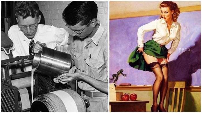 Открытие химиков DuPont подарило женщинам счастье.