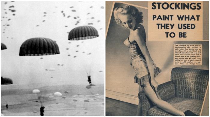 Первым делом – парашюты, ну а девушки – потом...