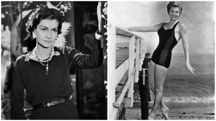 Габриэль Шанель знала толк и в пляжной моде.