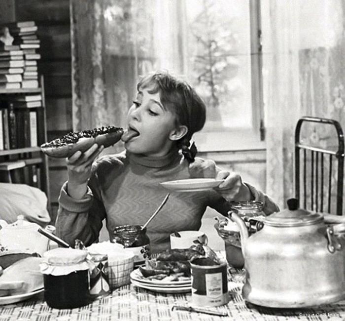 «Скудный завтрак» как средство от сонливости.
