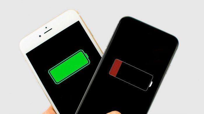 Чем больше объем батареи, тем дольше работает смартфон. | Фото: iPhones.ru.
