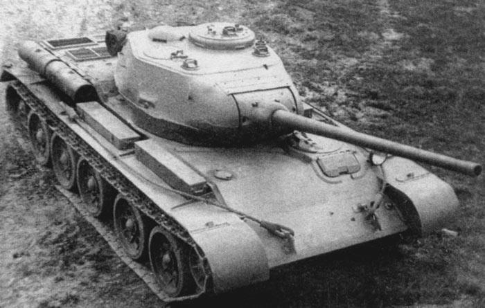 Танк Т-44| Фото: Альтернативная История.