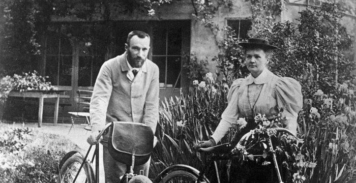 Мария и Пьер Кюри. | Фото: LiveJournal.