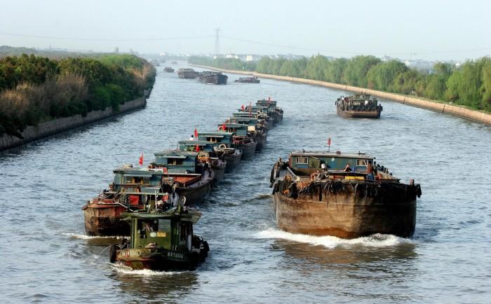 Великий Китайский канал| Фото: LiveJournal.
