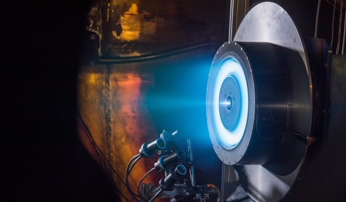 Ядерная электродвигательная установка для космических ракет разрабатывается в России с 2010 г.