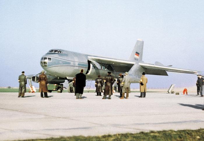 Baade 152 — несбывшаяся мечта ГДР. | Фото: Википедия.