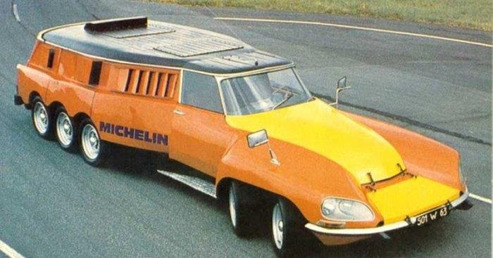 «Michelin». | Фото: Популярная механика.