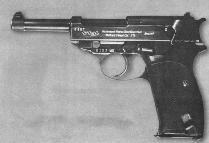 «Walter P38».