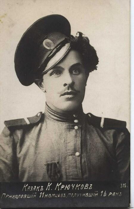 Подвиг Козьмы Крючкова. | Фото: Википедия.