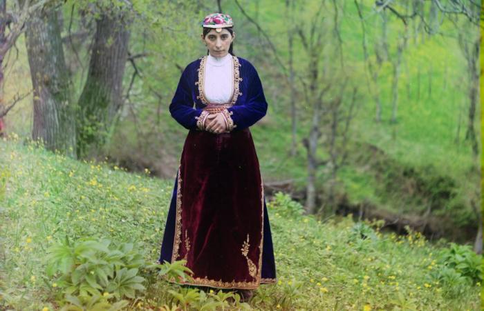 Уникальные цветные фотографии Горского| Фото: LiveJournal.