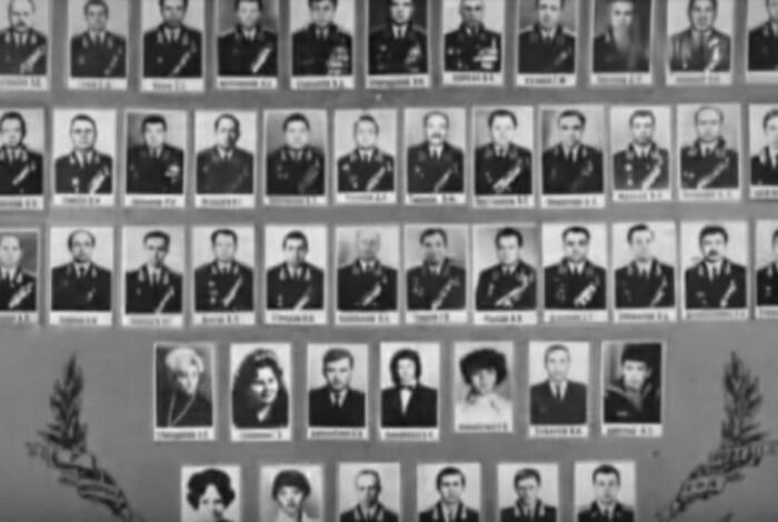 Погибшие во время катастрофы. | Фото: Zagadki-istorii.ru.