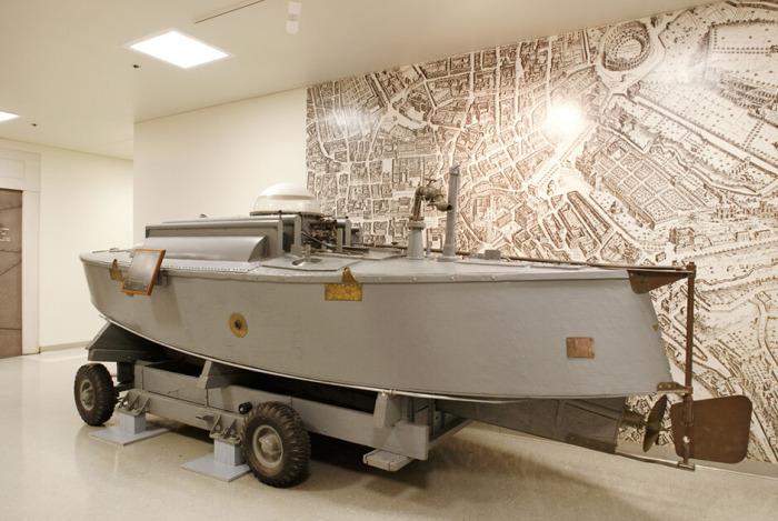 Мобильная подводная лодка| Фото: pikabu.ru
