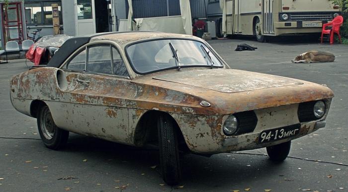 От некоторых остался только ржавый кузов| Фото: КОЛЕСА.ру.