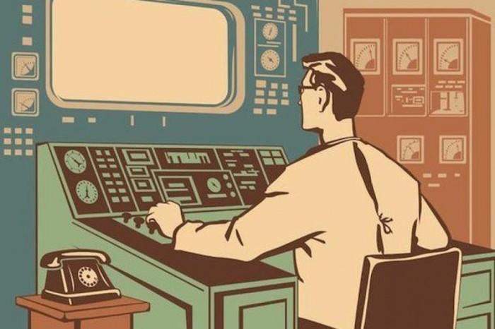 Нереализованная мечта советских кибернетиков. | Фото: newsland.com.