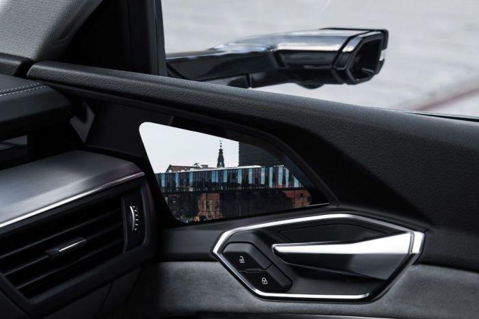 Автомобильные зеркала.|Фото: Audi.com.