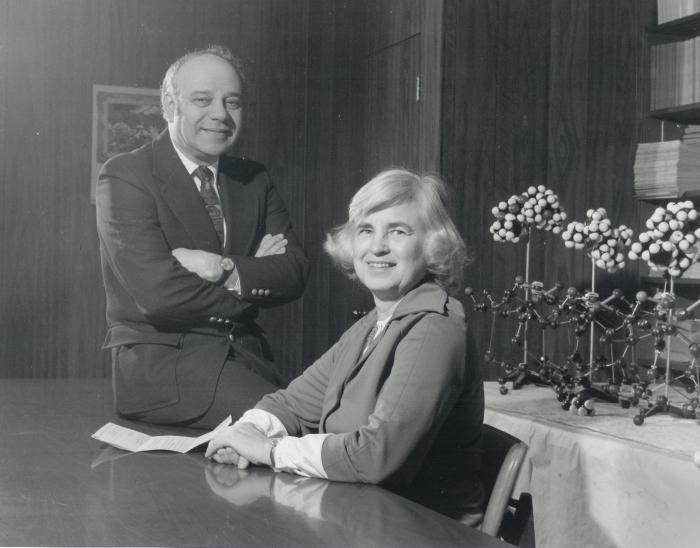 Джером и Изабелла Карле. | Фото: Википедия.