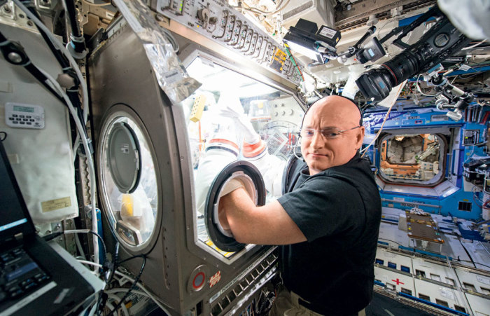 Расписание астронавтов. | Фото: LiveJournal.