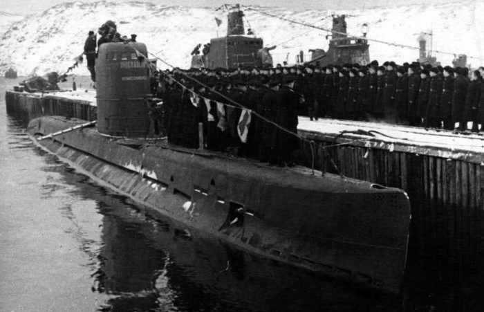 Лодки типа «Средняя», Советский Союз| Фото: Warspot.