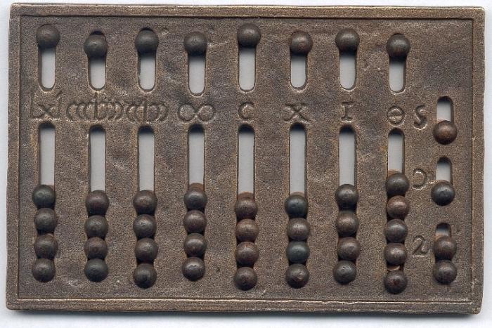 Счеты. | Фото:  Википедия.