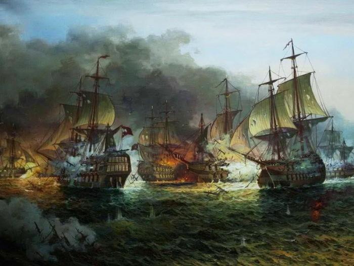 Война за ухо Дженкинса. | Фото: polzam.ru.