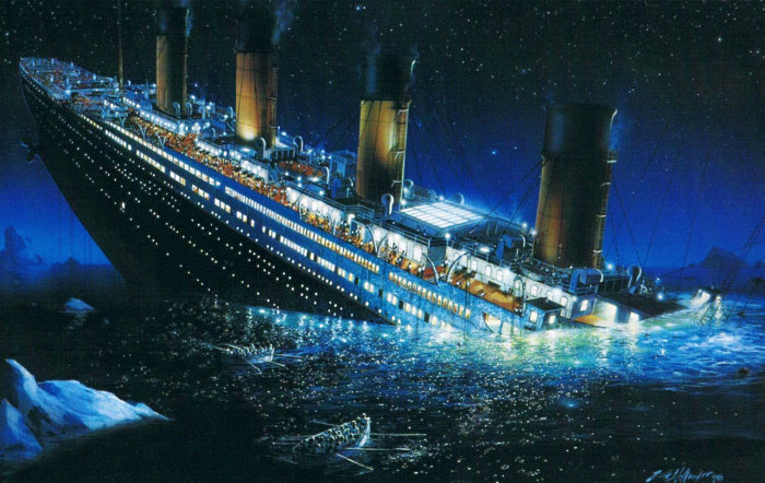 «Титаник»| Фото: Википедия.