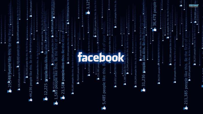 Грандиозный «слив» данных Facebook. | Фото: websketch.ro.