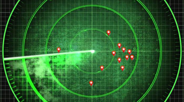 Современный радар