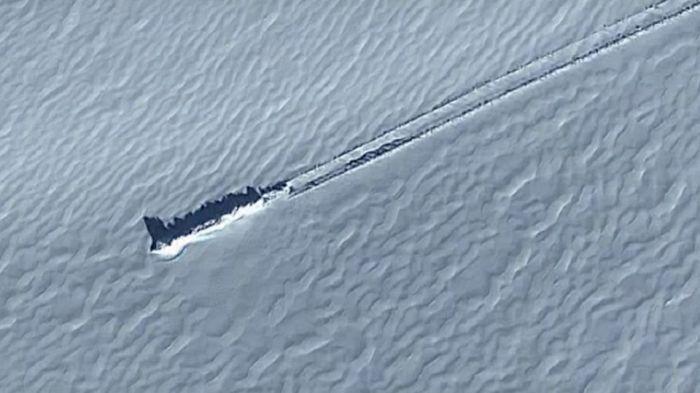 Снимок Google Maps.