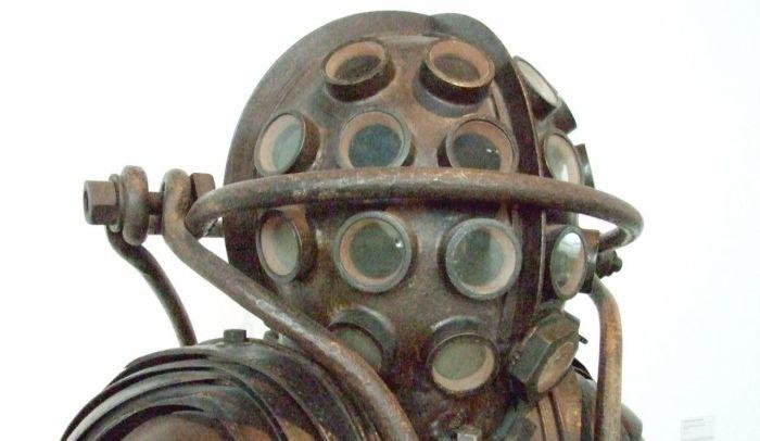 Водолазный костюм. | Фото: Pinterest.