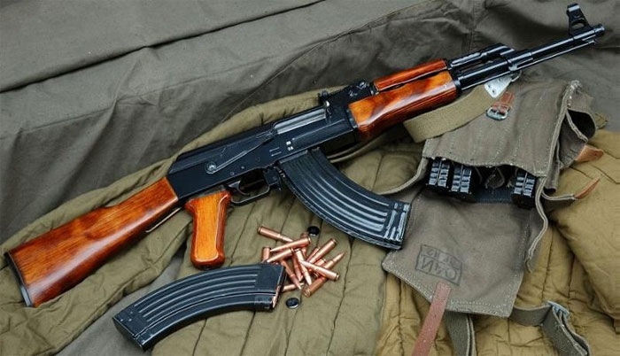 АК-47. | Фото: Drive2.