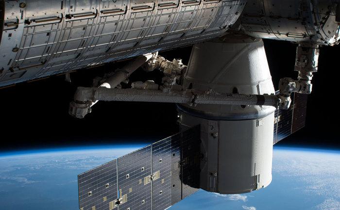 Международная космическая Станция. | Фото: Space.com.