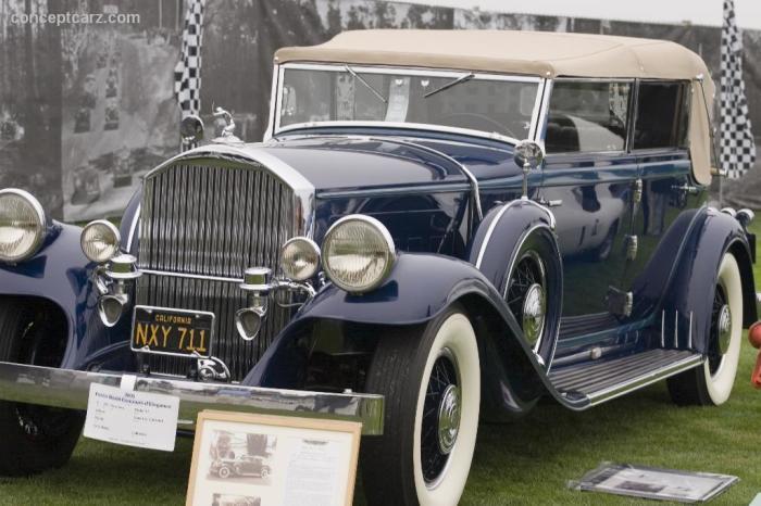 Один из немногих автомобилей, на который был установлен электродвигатель Теслы.