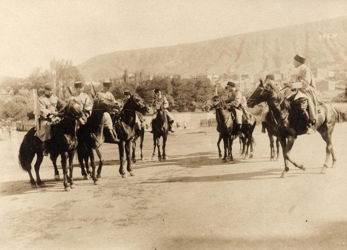 Армяно-грузинская война.