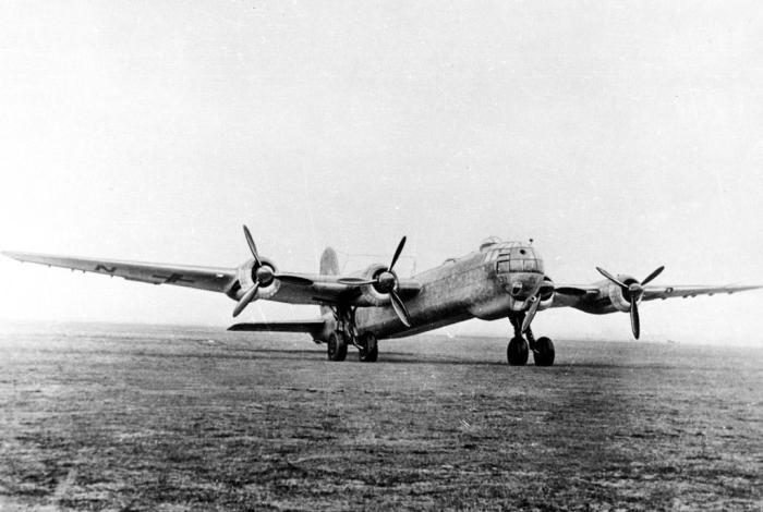 Heinkel He 177. | Фото: Klassiker der Luftfahrt.