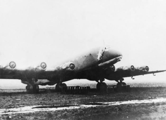 Junkers JU-390. | Фото: Interesting Engineering.