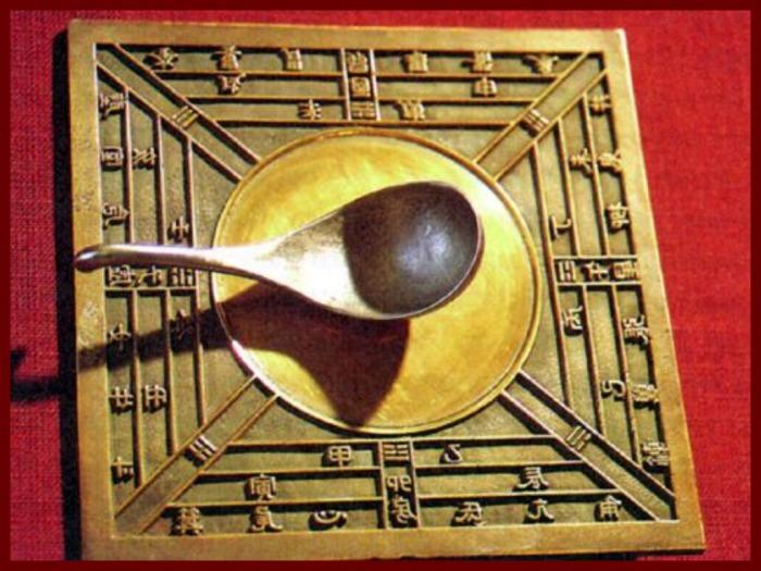 Древний китайский компас. | Фото: just-smile.ru.