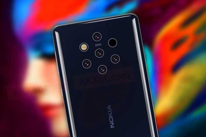 Nokia 9. | Фото: AKKet.
