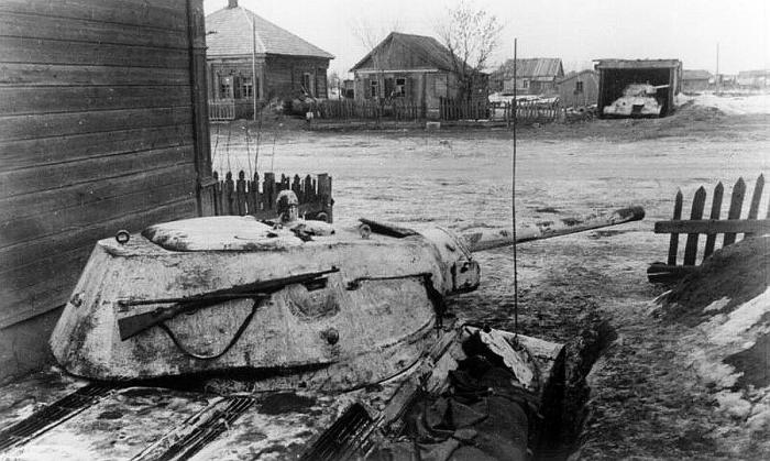 Танковый шок для немцев. | Фото: Topwar.