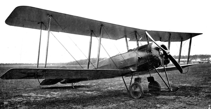 У-1 (Николай Поликарпов).