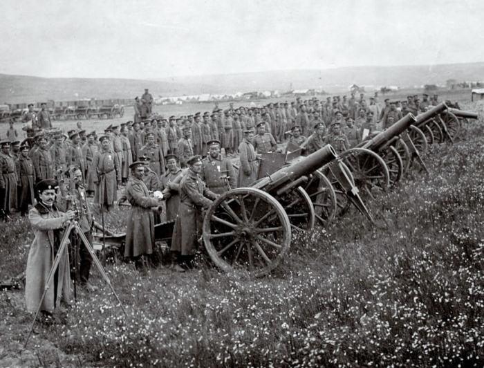 Вторая Балканская война.