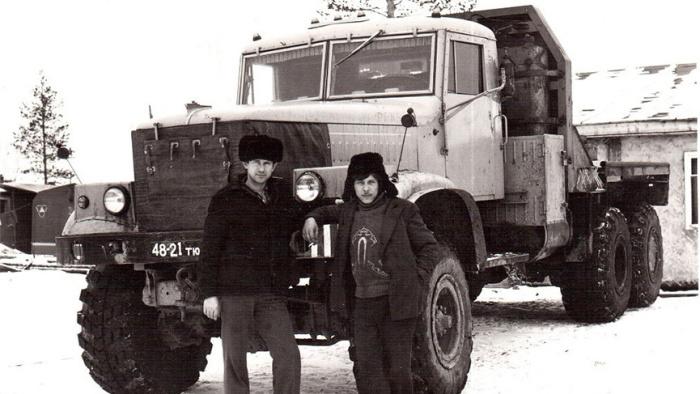 Дефицит зимних шин в СССР. | Фото: LiveJournal.