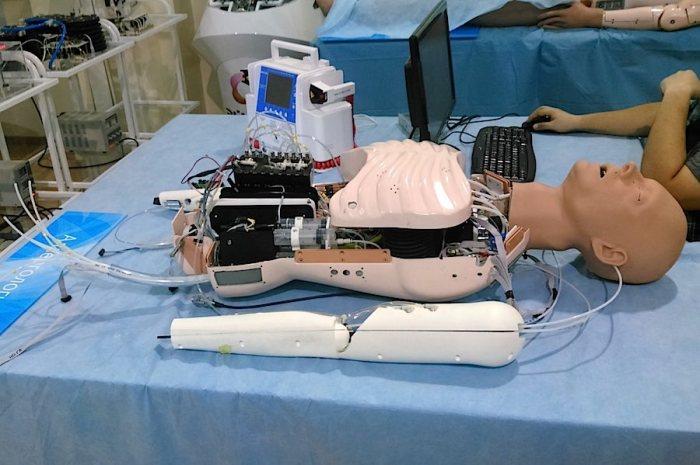 Хирургические симуляторы.