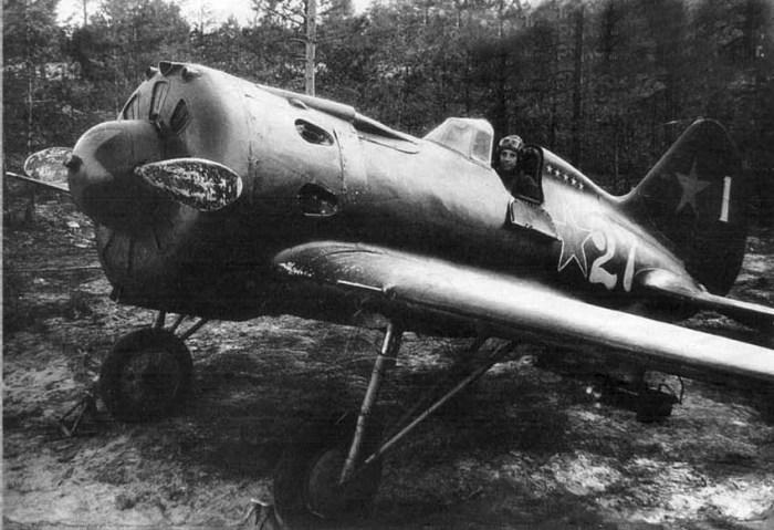 Советский И-16| Фото: Википедия.