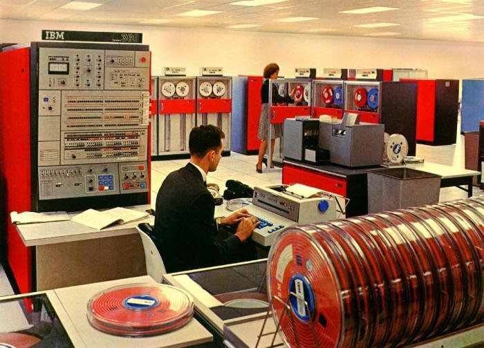 IBM System/360.