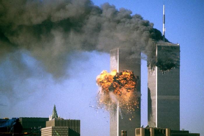 Теракт в США 11 сентября 2001г.