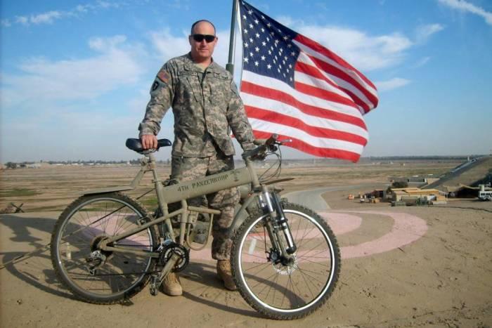 Современные боевые велосипеды.