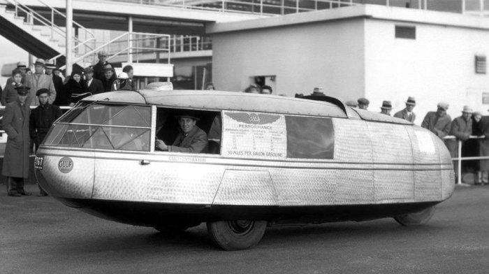 «Dymaxion car». | Фото: Auto | HowStuffWorks.
