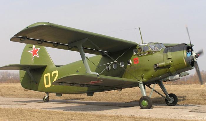 АН-2 (Олег Антонов).