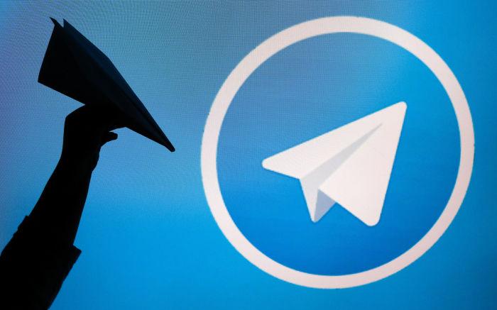 Блокировка Telegram. | Фото: Новая газета.